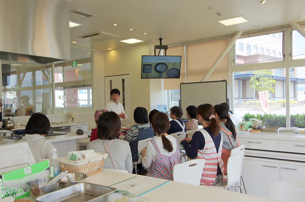 内藤金物店料理教室