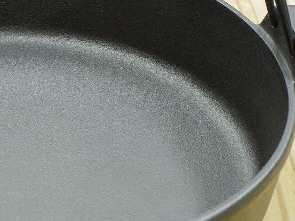 南部鉄器のすき焼き鍋静岡