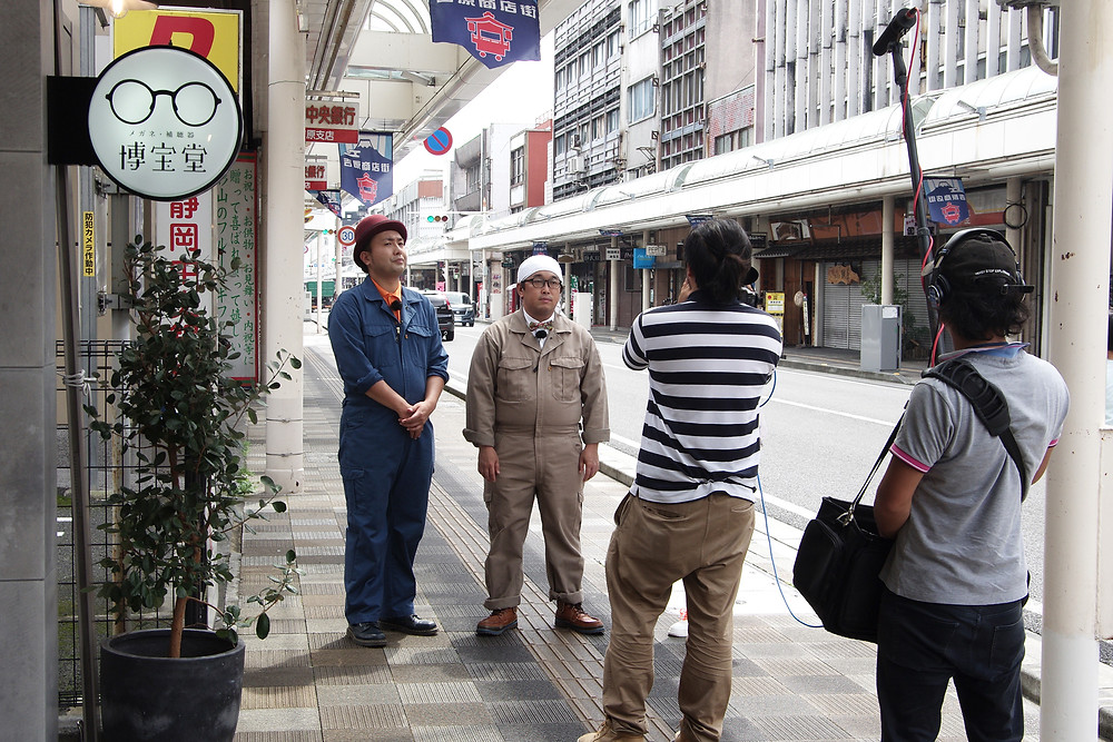 TOKAIケーブルネットワークコミュニティチャンネルダムダムおじさんのミッションデパート