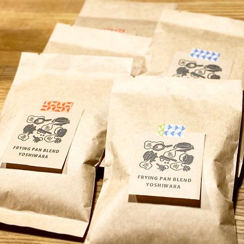 内藤金物店オリジナルコーヒー豆 フライパンブレンド