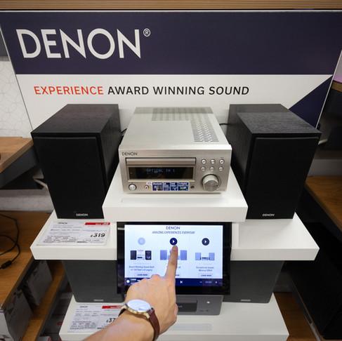 Denon - Standard Hi-Fi Wall