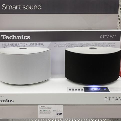 Technics - OTTAVA SC-C30