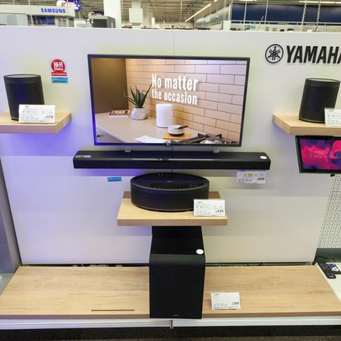 Yamaha Av Wall 2018