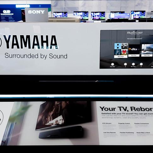 Yamaha YAS-107 Soundbar - PC World