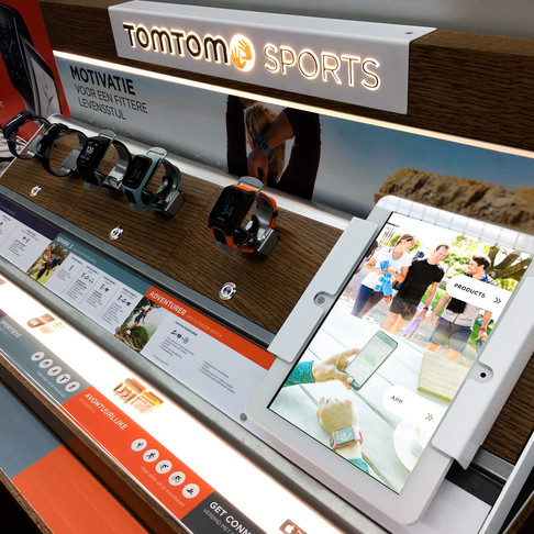 TomTom Sports - European Rollout