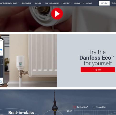 Danfoss Eco™ - An Online Experience