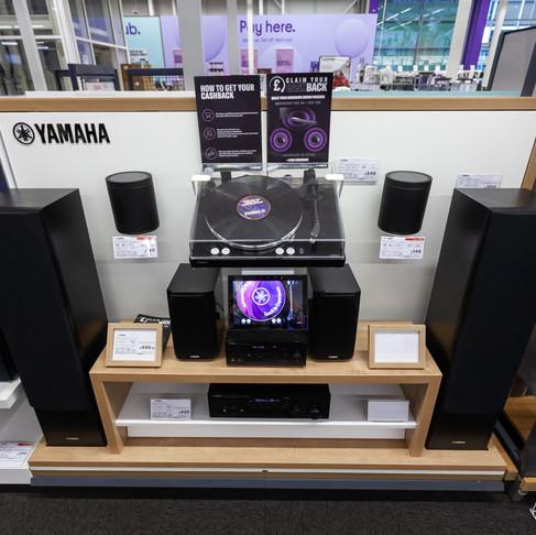 Yamaha - HiFi Wall