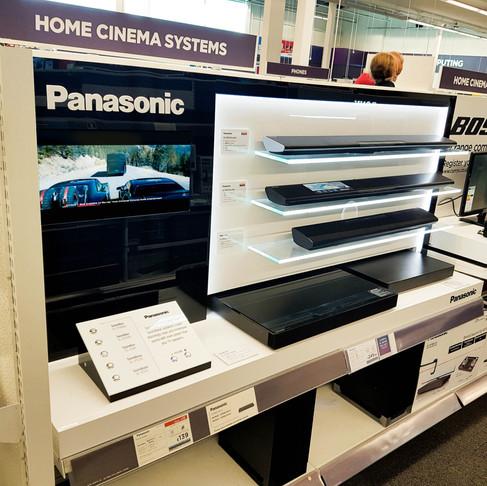 Panasonic - Home Cinema