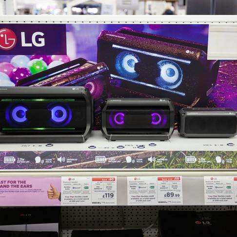 LG- XBOOM PK Series