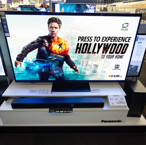 Panasonic - OLED TV