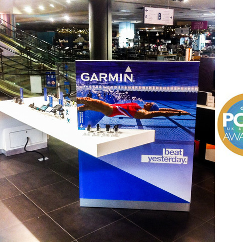 Garmin - Arnotts, Ireland