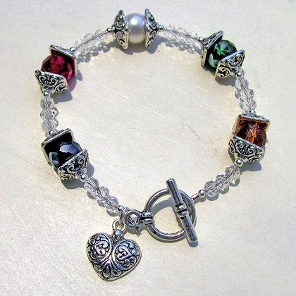 Heart 4 Zambia Bracelet