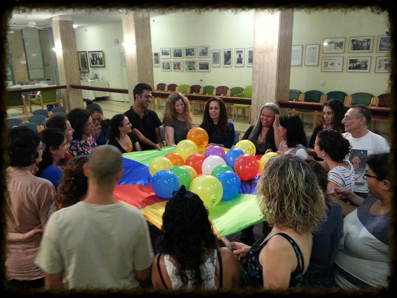 סדנת גיבוש לצוות מורים ODT