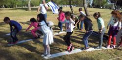 פעילות גיבוש לילדים