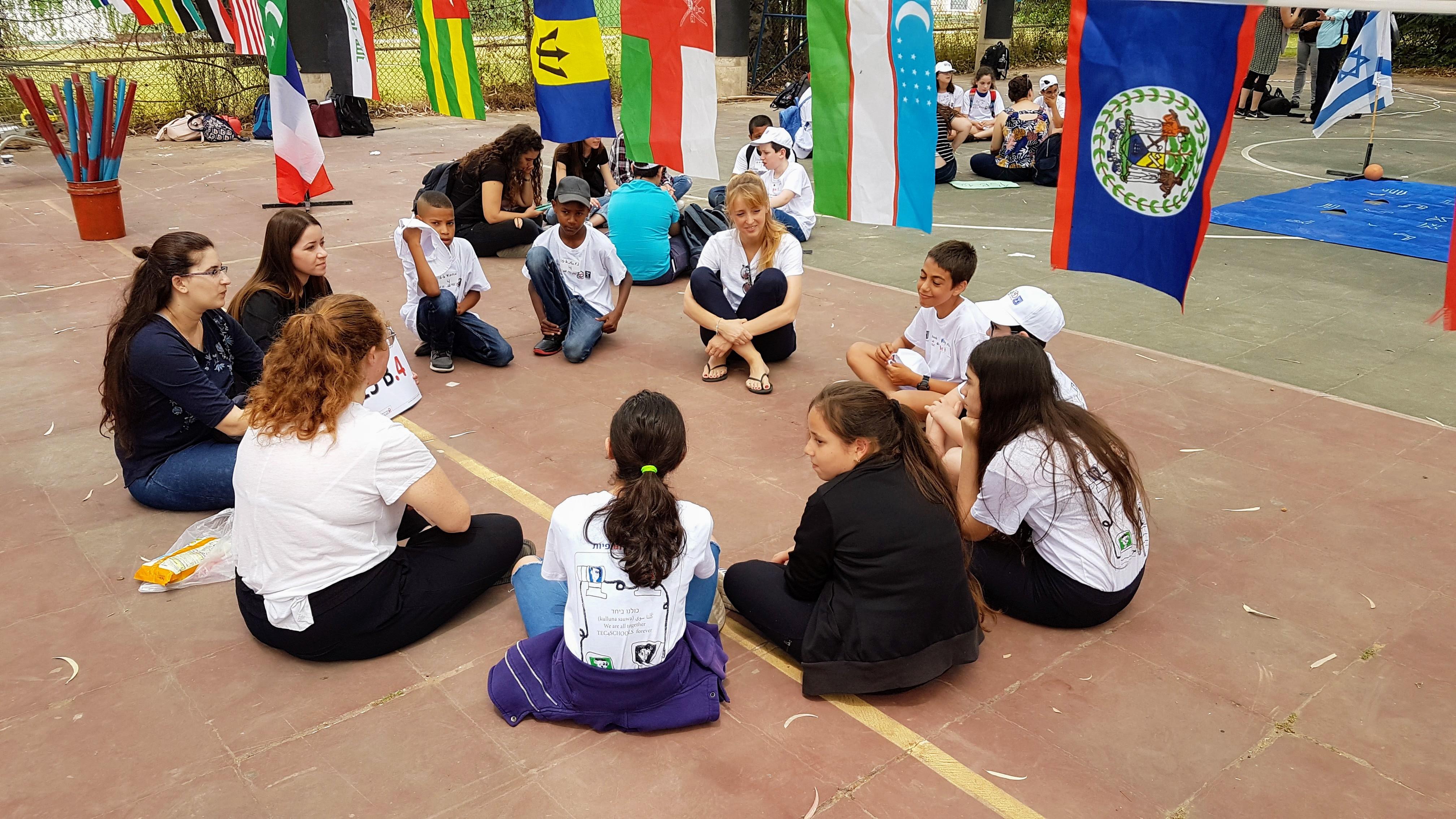 מעגלי הקשבה לילדים