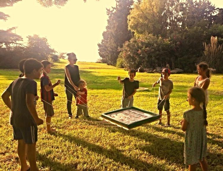 מתחם פעילות קהילתית משפחות