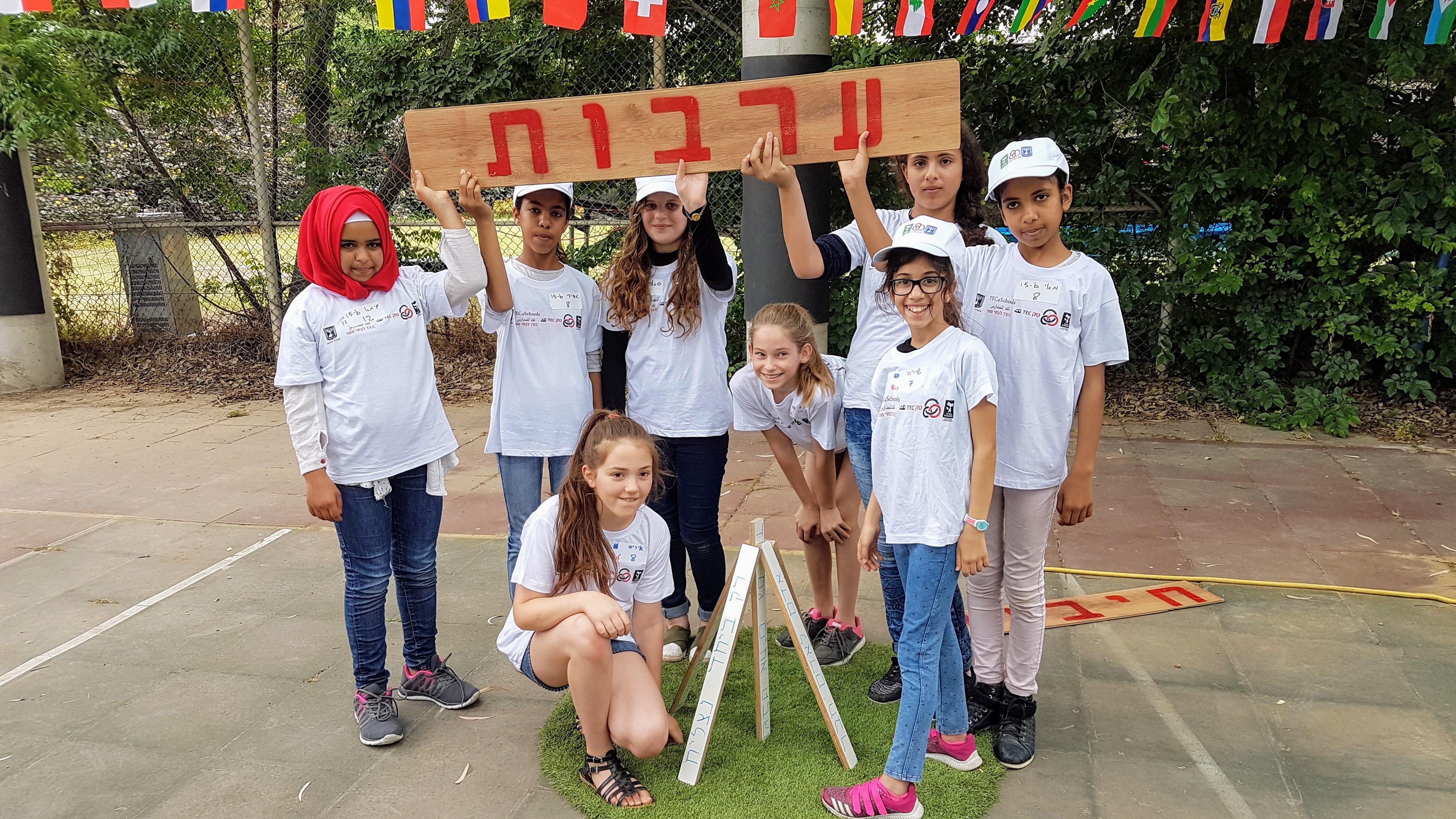 פעילות בנושא ישראל