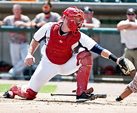 Ryan Wiggins Go Time Athletics Catching & Hitting Coach  ​