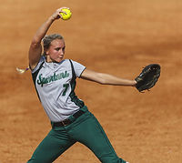 Anna Miller Go Time Athletics Softball Pitching Coach  