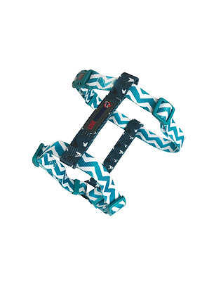 Strap Harness - Blue La La