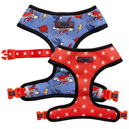Reversible Harness - Sailor Jerry