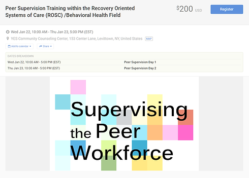 long island training for recovery tech p