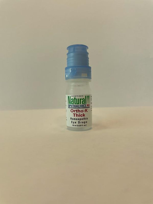 Ortho-K Thick (Night) Eye Drops by Natural Ophthalmics