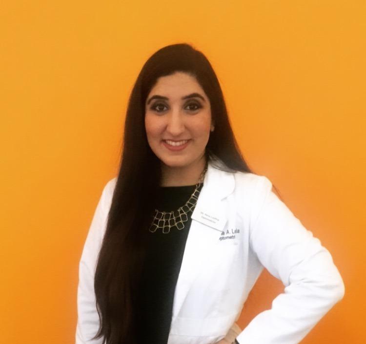 Dr. Hina Lodhia, O.D.