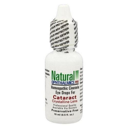 Cataract Cineraria Eye Drops by Natural Ophthalmics