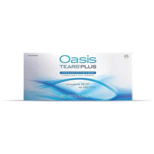 Oasis TEARS PLUS Eye Drops