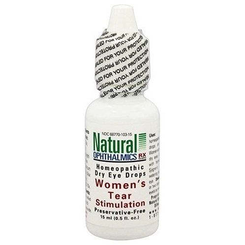 Women's Tear Stimulation Dry Eye Drops by Natural Ophthalmics