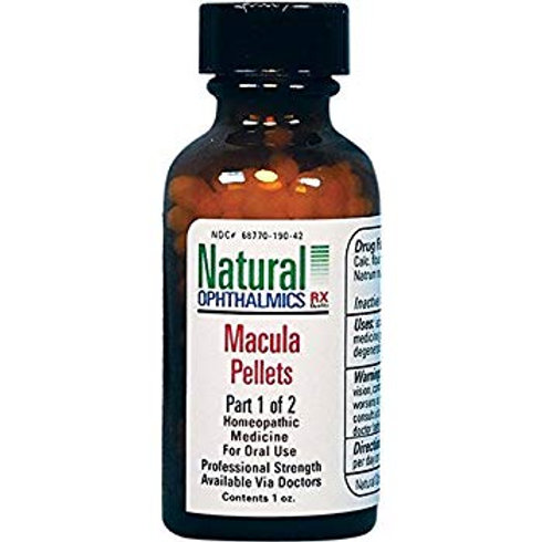 Macular Degeneration Pellets by Natural Ophthalmics
