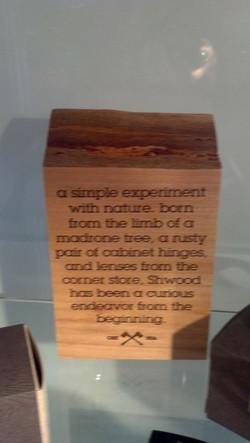Shwood-Natural Wood Frames