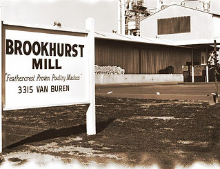Animal Feed Riverside CA Brookhurst Mill