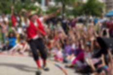 Eventos Circus Fever