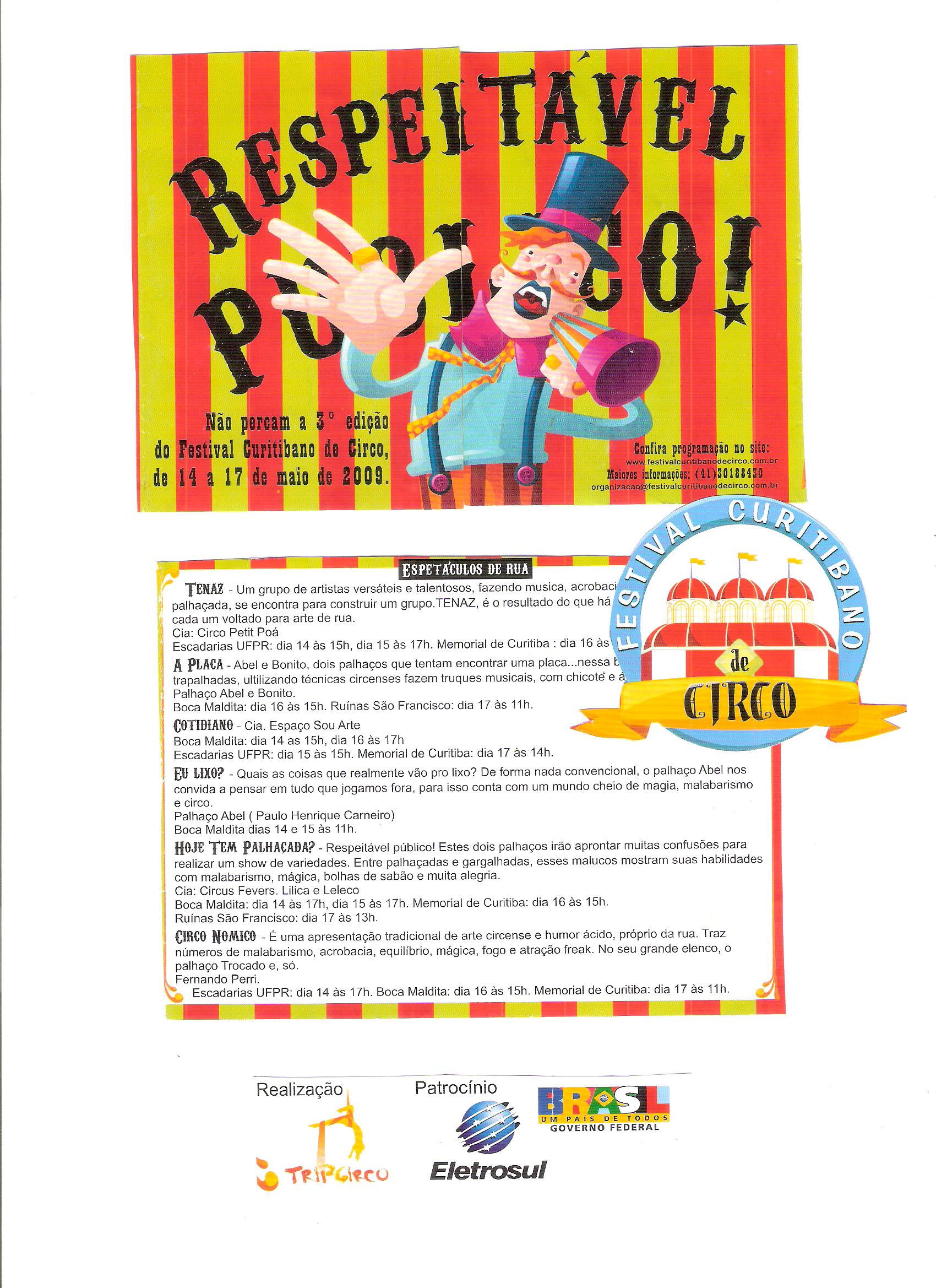Festival Curitibano de Circo