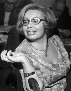 Professor Barbara Hesse-Bukowska