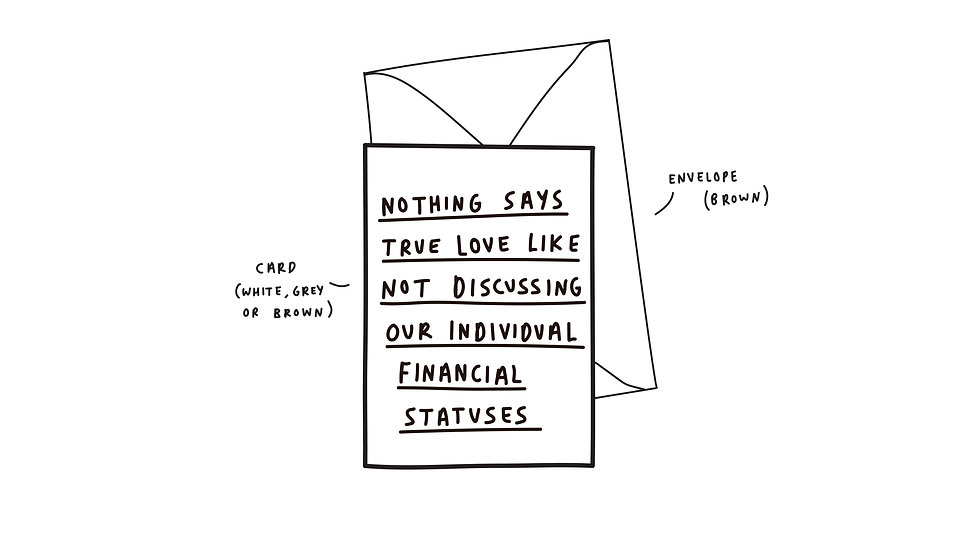 Individual financial statuses