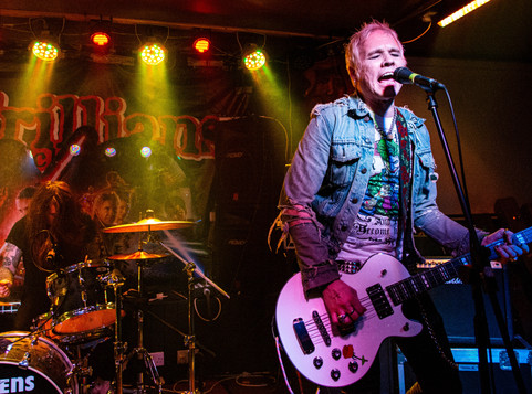The Spangles - Trillians Rock Bar, Newcastle 15.02.2020