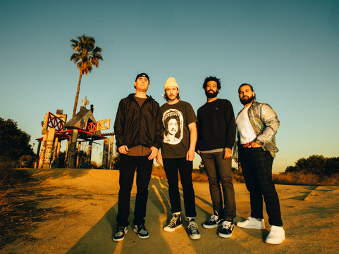Volumes Release Video For New Single 'Get Enough'