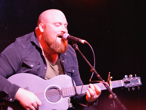 Austin Jenckes - The Poetry Club, Glasgow 06.09.2019