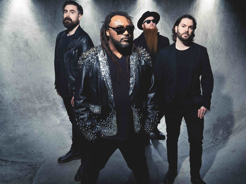 Skindred Release Lyric Video For Previously Unreleased Song 'It's A Crime'