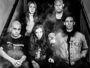 Jami And Reba Of Code Orange Talk About New Album 'Underneath'