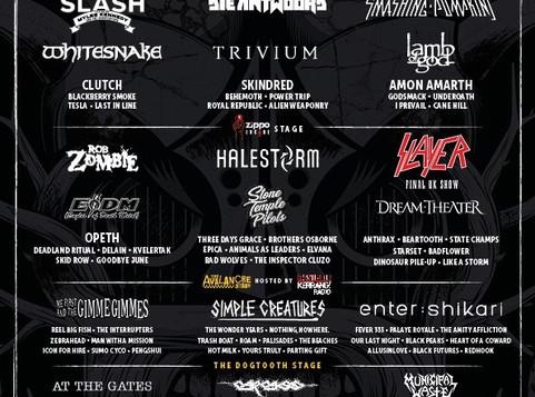 Spotlight: 'Download Festival 2019: Scott's Band Tips'