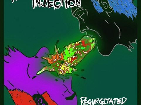 Saltwater Injection - 'Regurgitated For The People' EP Review