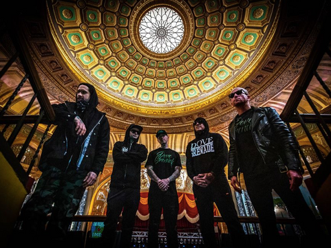 Hollywood Undead Release Video For New Single 'Nightmare'