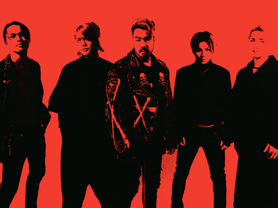 Crossfaith Release New Single 'RedZone'