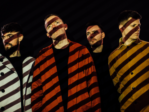 The Slow Readers Club Release New Single 'Jericho'
