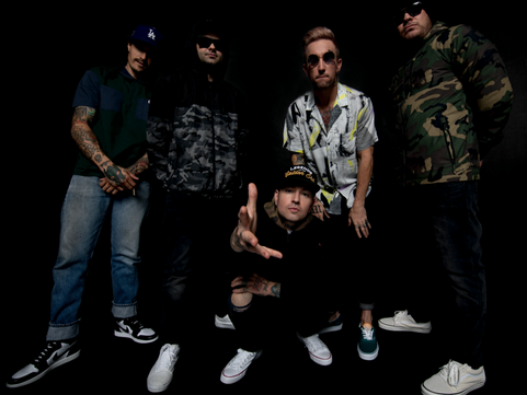 Hollywood Undead Release Live Video For 'Time Bomb'