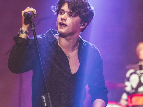 The Vamps - Sheffield Arena 28.04.2017